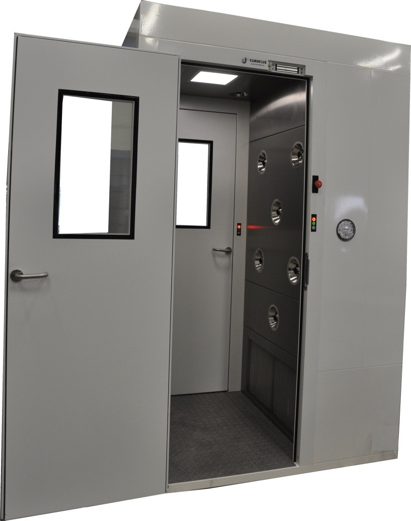 Cleanroom Air Shower Moduclean