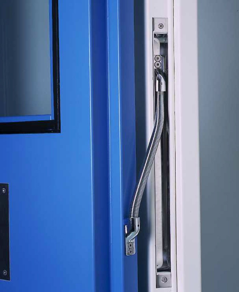 ... Cleanroom airtight doors ... & Cleanroom Airtight Doors | Moduclean