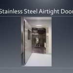 Stainless Steel Airtight Door